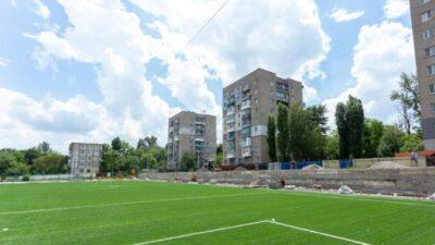 стадіони_Кам'янське