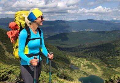 Ирина Караган — первая днепрянка, которая покорила Эверест (фото)