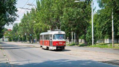 трамвай 5_Днепр