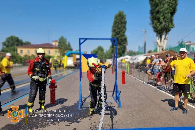змагання рятувальників_Дніпро