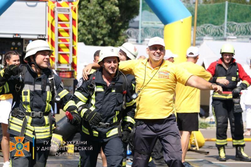 магання рятувальників_Дніпро
