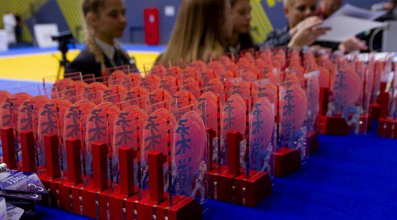 Чемпионат Украины по дзюдо_Днепр