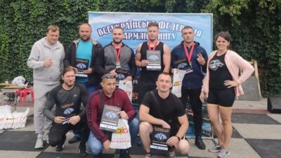 чемпіонат України з армліфтингу_Дніпро