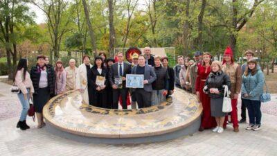На Дніпропетровщині відкрили найбільшу в Україні інсталяцію (фото)