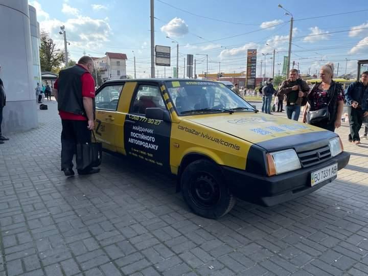 унікальна автівка_Львів