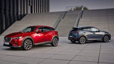 Mazda знімає з конвеєра свій найменший кросовер