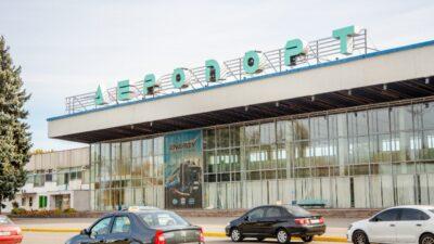 В аэропорту Днепра стартовали строительные работы (фото)