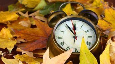 В последнее воскресенье октября Украина перейдет на зимнее время
