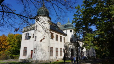 охотничий дворец графов Шуваловых