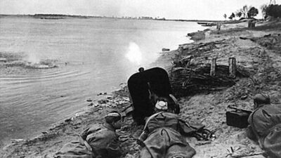 Сегодня Днепр отмечает очередную годовщину освобождения от немецко-фашистских захватчиков