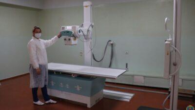 В одному із місць Дніпропетровської області запрацював цифровий рентген-апарат
